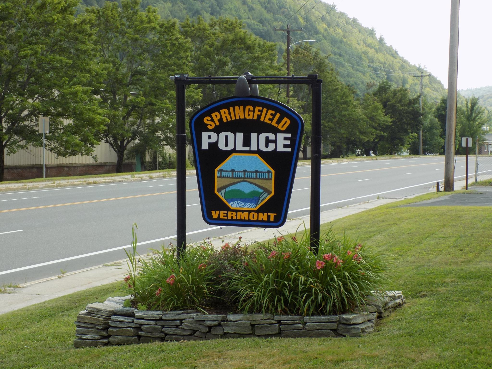 Springfield Police Department, VT
