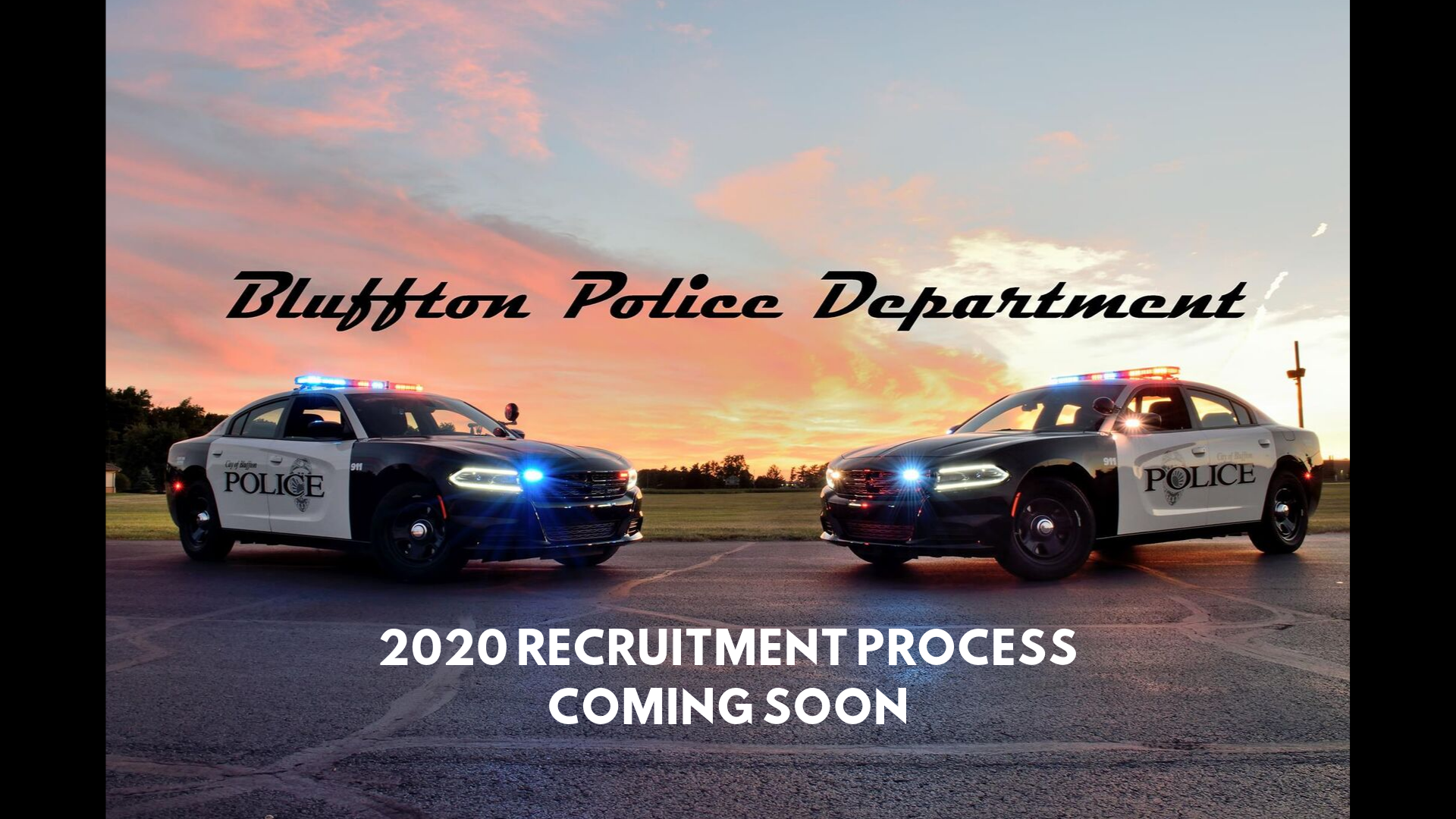 Bluffton Police Department, IN