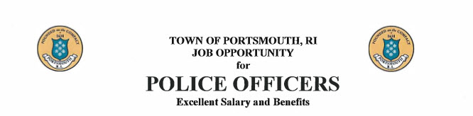 Portsmouth Police Department, RI
