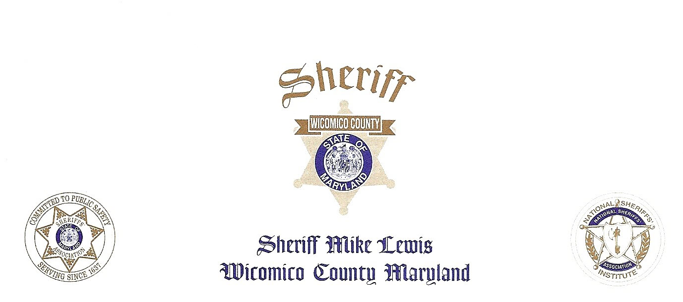 Wicomico County Sheriff's Office, MD