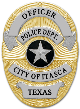 Itasca Police Department, TX