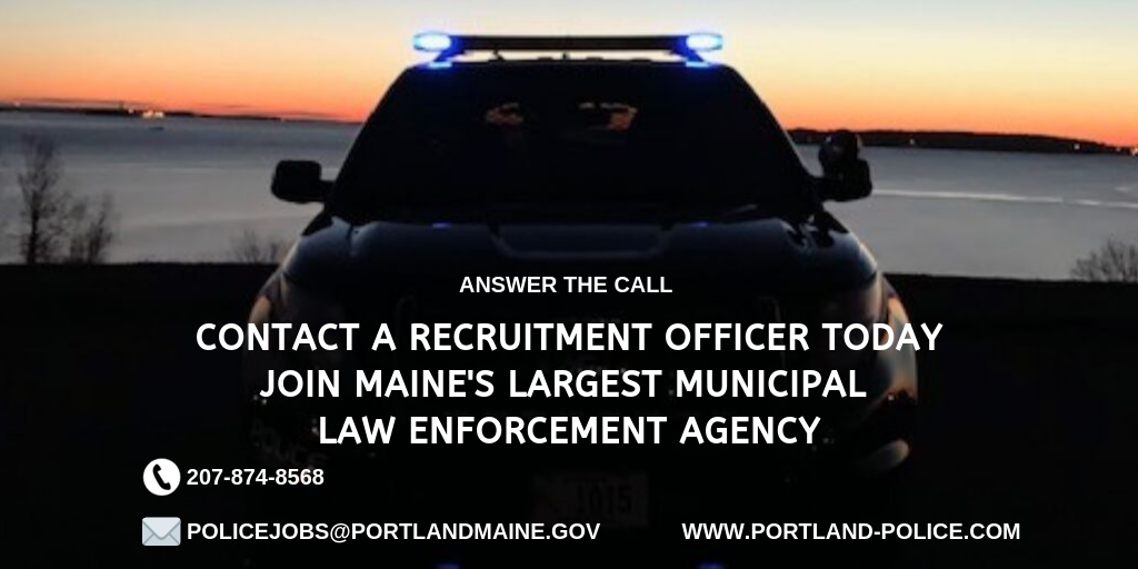 Portland Police Department, ME