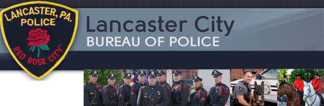 Lancaster City Police Department, PA