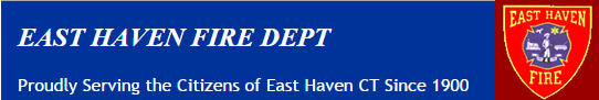 East Haven Fire Department, CT