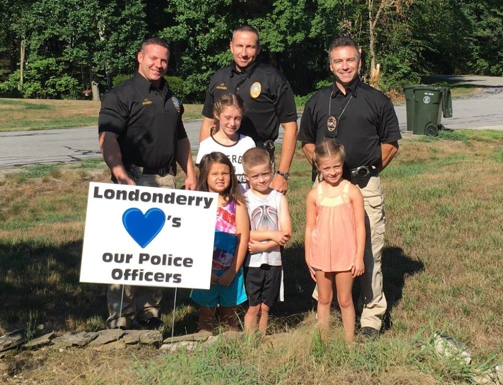 Londonderry Police Department, NH