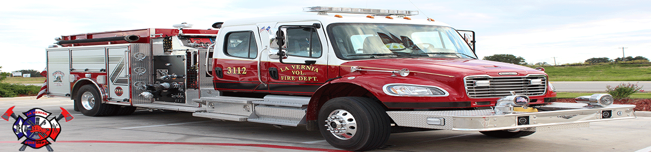 La Vernia Volunteer Fire Department, TX